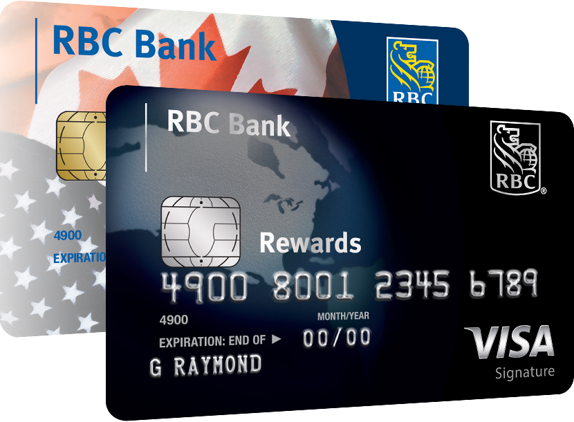 Cross Border Banking two cards